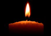 Kerzen im Büro stellen ein Sicherheitsrisiko dar