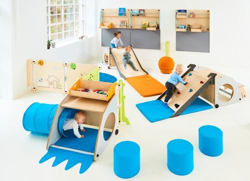 Didacta 2017 Neue Möbel Neue Farben Neue Materialien Neue Module