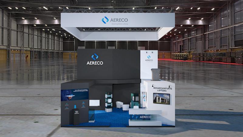 Aereco Auf Der Messe Bau M 252 Nchen 2019 Kommunalinfo24 De