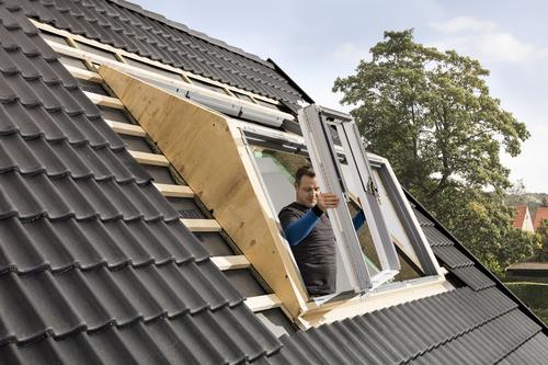 velux er ffnet neue dimensionen bei belichtung des dachgeschosses. Black Bedroom Furniture Sets. Home Design Ideas